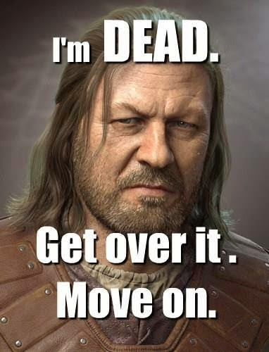 ned stark game of thrones memes