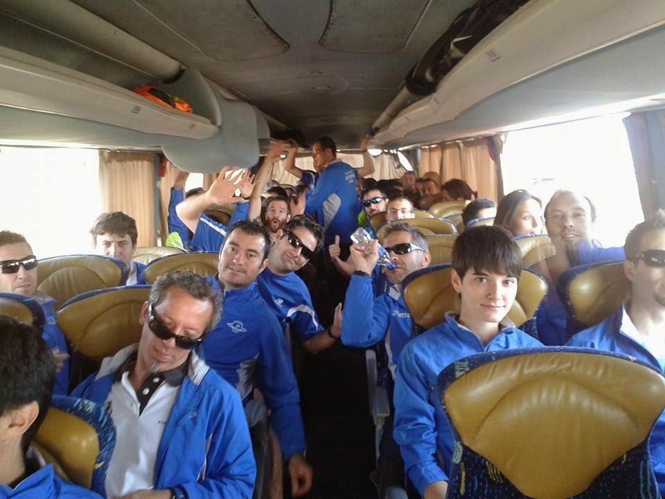Viaje Argamasilla de Alba 2014