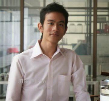 Gribran Rakabuming Raka Anak Pertama Jokowi