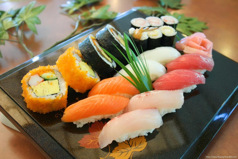 งานพาร์ทไทม์ร้านอาหารญี่ปุ่น FUJI@งานทำที่บ้าน