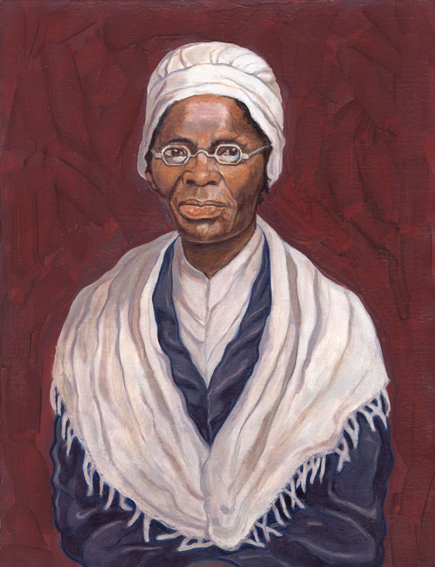 sojourner truth prospering with the help of the holy spirit