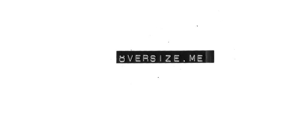 Oversize me !