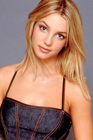 Funny Picture Clip Britney Spears Long Hairstyle Wallpapers