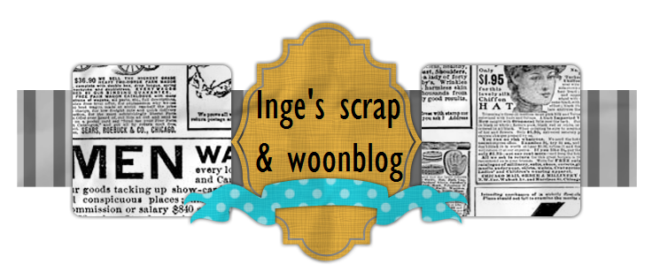 Inge's scrap & home blog