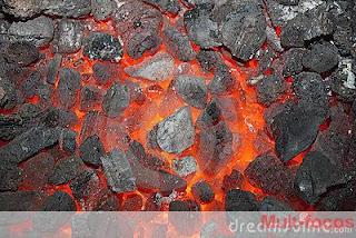 Larva de vulcão