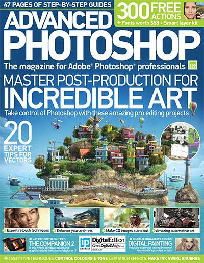 Advanced Photoshop Issue 139 2015