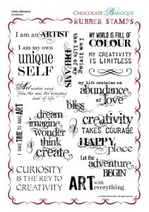 http://www.chocolatebaroque.com/artistic-affirmations-unmounted-rubber-stamp-sheet-a4.html