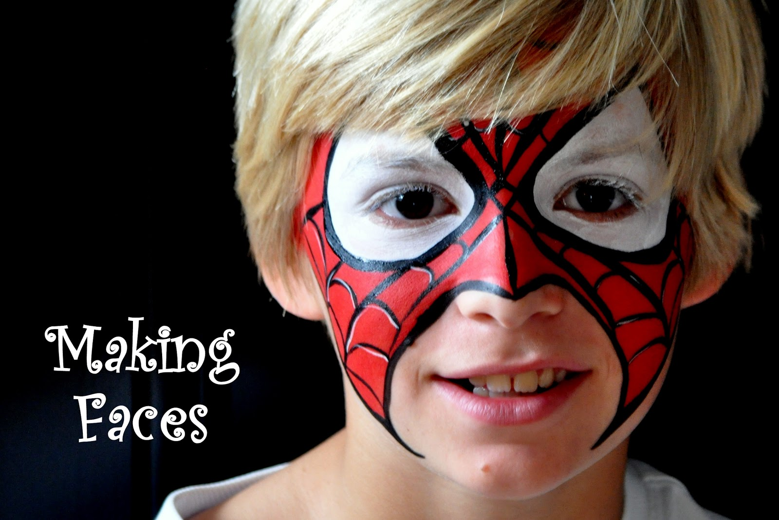Spiderman Face Pictures