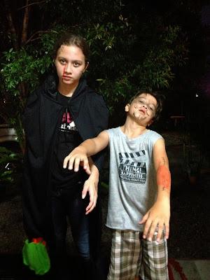 Halloween in Phuket