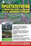 Τα δάση της Σκιάθου κινδυνεύουν