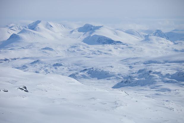 filming above arctic circle