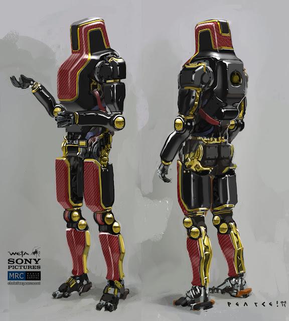 Elysium Droid