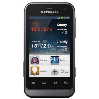 Gambar Motorola DEFY XT535 Ponsel Android Murah Tahan Air