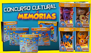 Concurso Cultural Memórias - DaquiDali