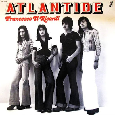 Atlantide - Francesco Ti Ricordi 1976 (Italy, Heavy Prog)