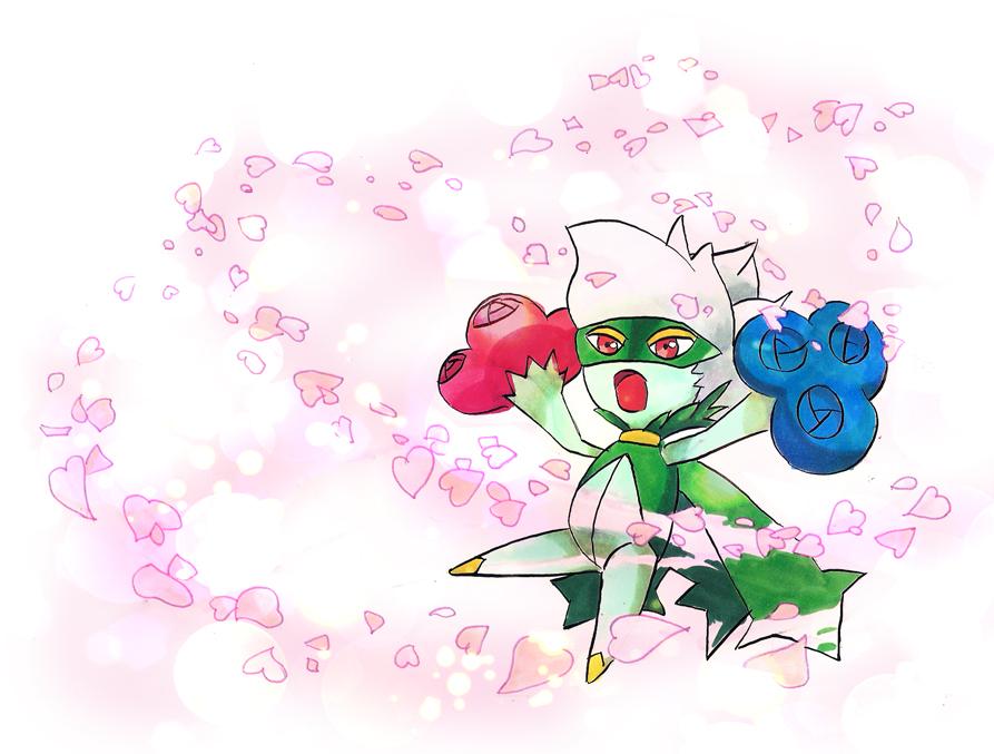 Roserade (Pokémon) - Bulbapedia, the community-driven ...