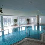 Hallenbad im Hotel Oberlehenhof in Eggen
