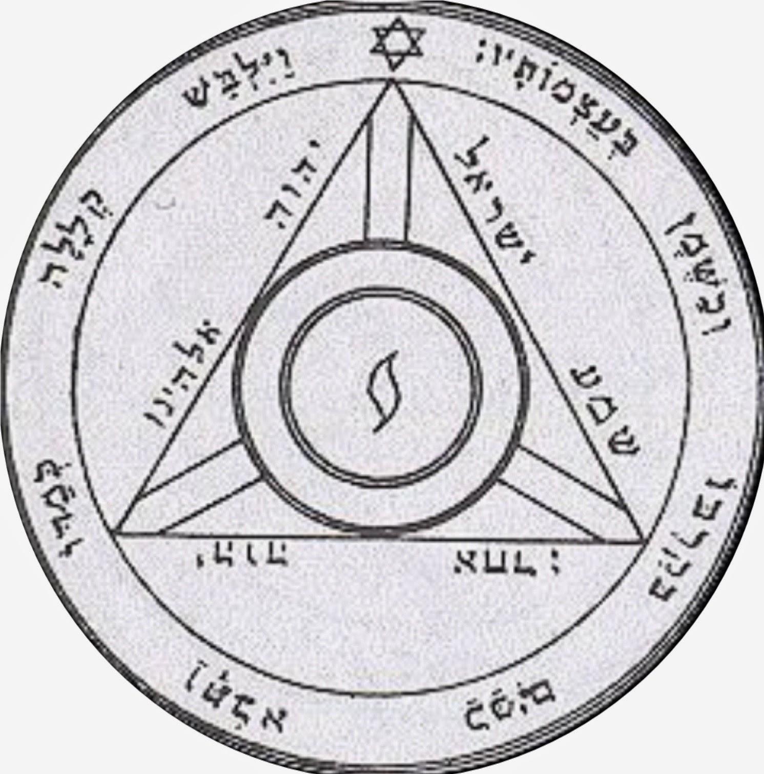 Hoodoo Hill Lesson 1 Magic Seals Of Solomon Pentacles Of Saturn