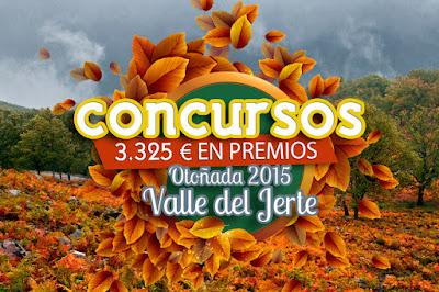 CONCURSOS Otoñada 2015 (pintura y fotografía)
