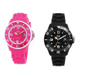 Buy IMPORTED ICE WATCH Rubber Analog Watch with Black And Pink Colorfor Rs. 656 only at Paytm: Buytoearn