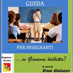 Guida per gli insegnanti sulle Balbuzie
