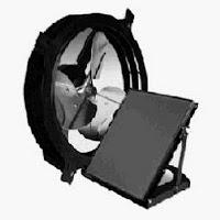 air vent inc attic fan