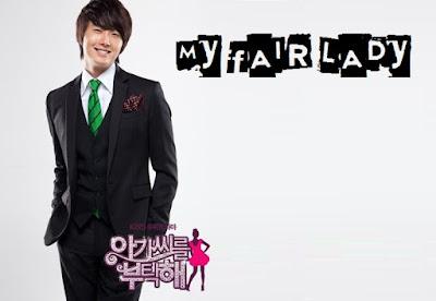 Biodata Pemain Drama My Fair Lady