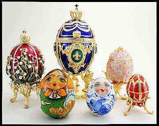 Peter Carl Faberge Artist of egg Easters (Russian jeweler)