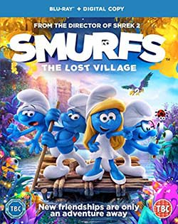 Smurfs The Lost Village 2017 Dual Audio Hindi Movie HD Download 720P at sweac.org