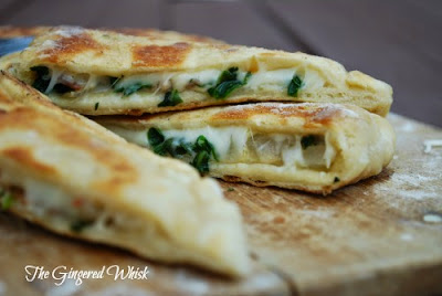 Sourdough Gozleme Recipe (Sourdough Surprises)