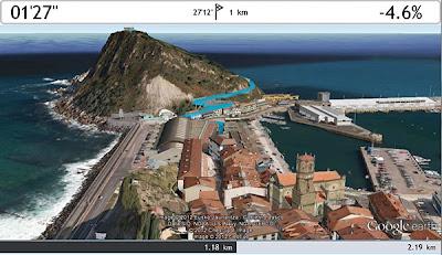 BSim Google Earth
