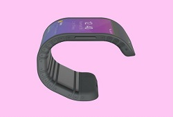 Lenovo apresenta smartphone flexível que pode ser usado como pulseira - IDG Now!