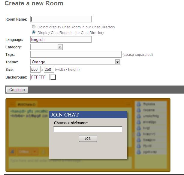 dafter chat rooms After a connected resource sends initial presence, it is referred to as an   occupant in a multiuser chat room) belonging to the entity associated with an  xmpp.