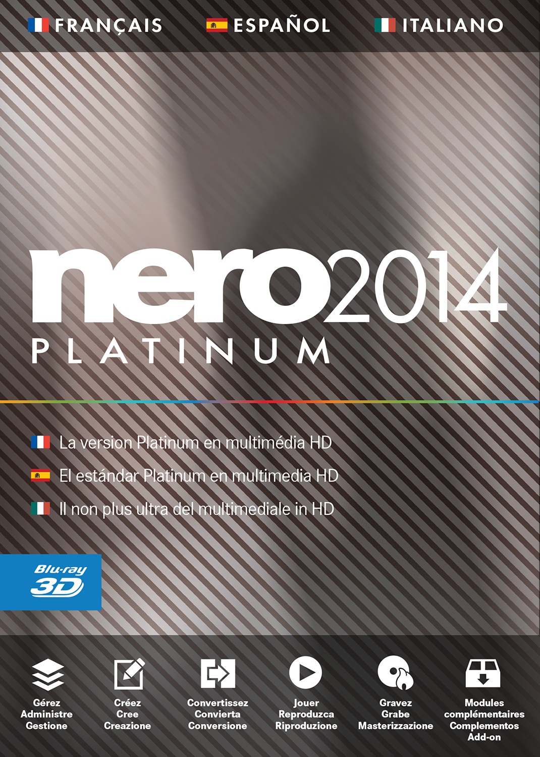 Nero 2014 Platinum v15 Final Nero Burning ROM 2014 v15