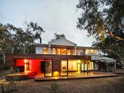 Desain Rumah Mewah Minimalis Bergaya Klasik