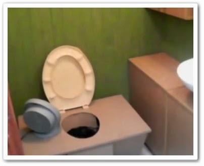 видео Туалет на даче своими руками