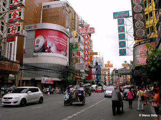 CHINATOWN, UN MUNDO APARTE DENTRO DE BANGKOK