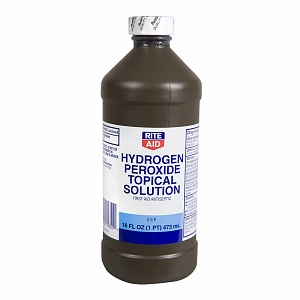 how to get blood out of carpet with hydrogen peroxide