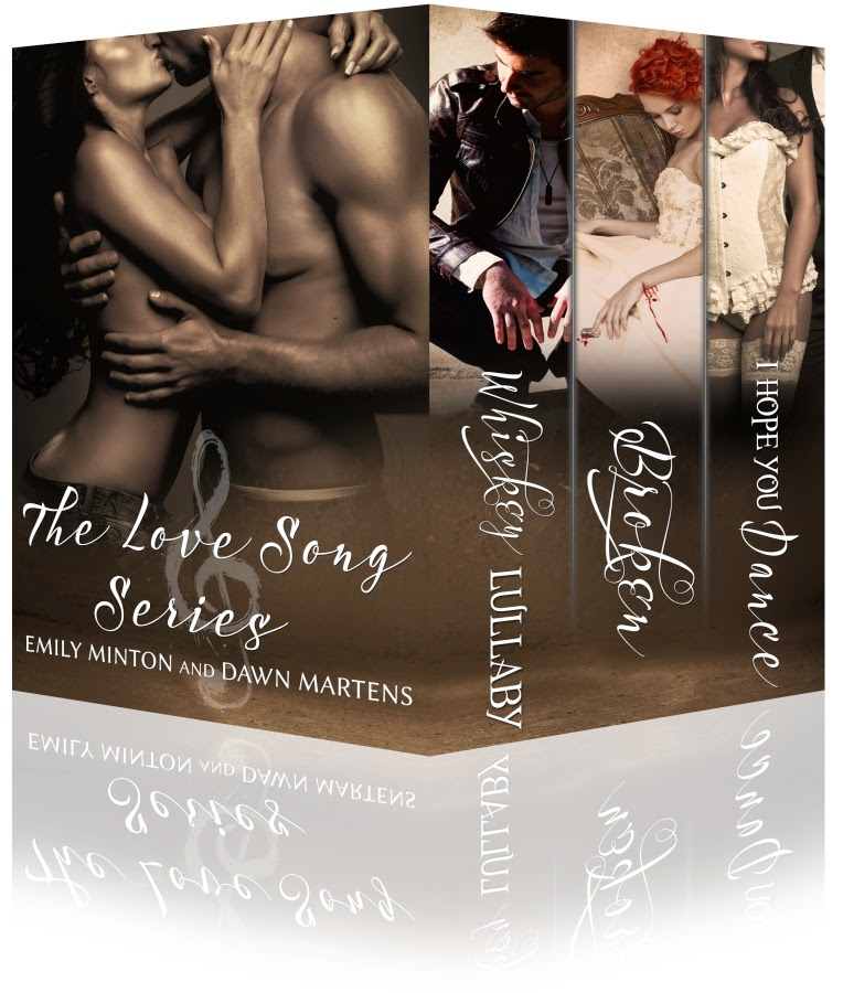 the love series box set by emily minton and dawn martens cover