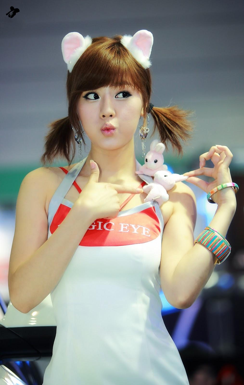 Hwang Mi Hee sexy girl korea: Hwang Mi Hee cute korean