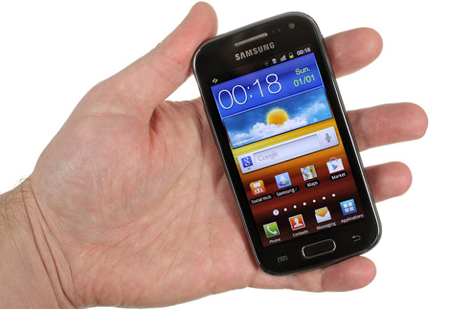 samsung galaxy ace 2 i8160 hands on