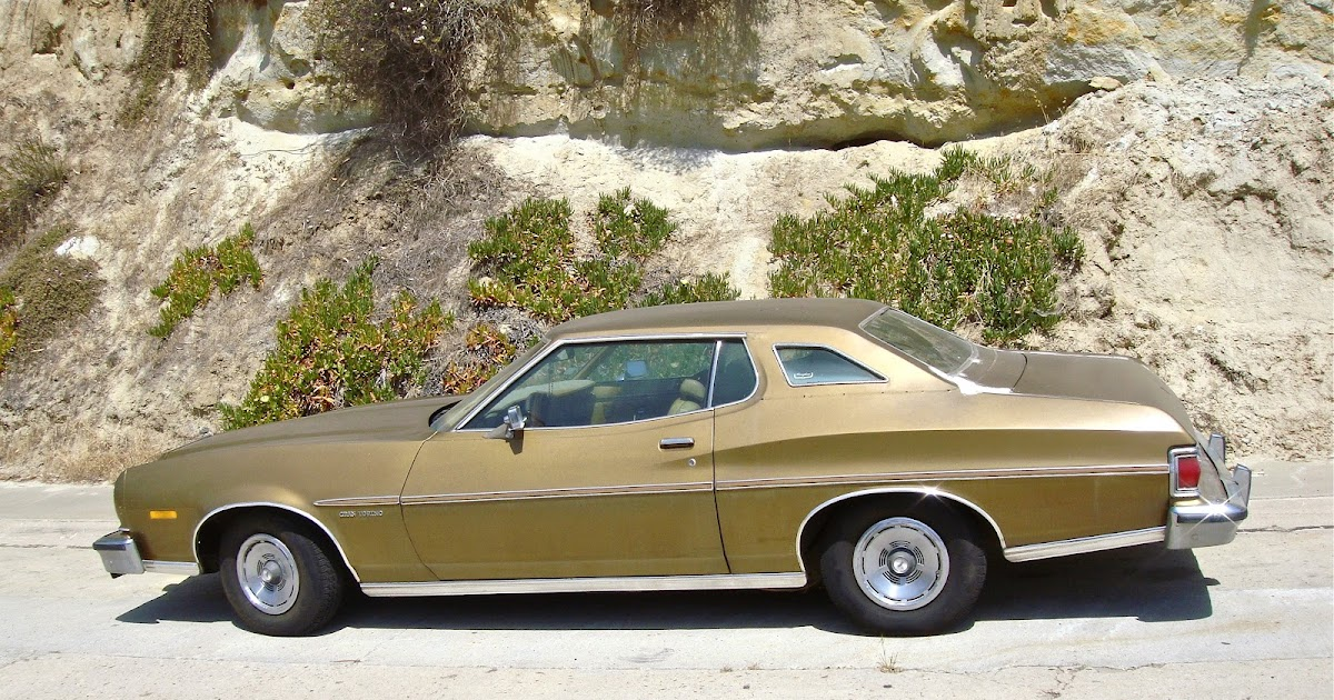 The Street Peep  1975 Ford Gran Torino Brougham Coupe