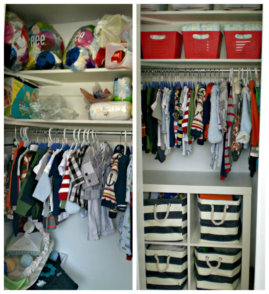 IHeart Organizing: Reader Space: A Closet To Covet