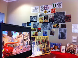 Shaun Tan Display