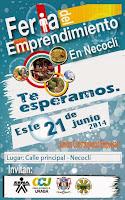 Feria del Emprendimiento en Necoclí, 21 de junio