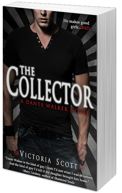 The Collector- Victoria Scott (Libro #1 Trilogía Dante Walker)