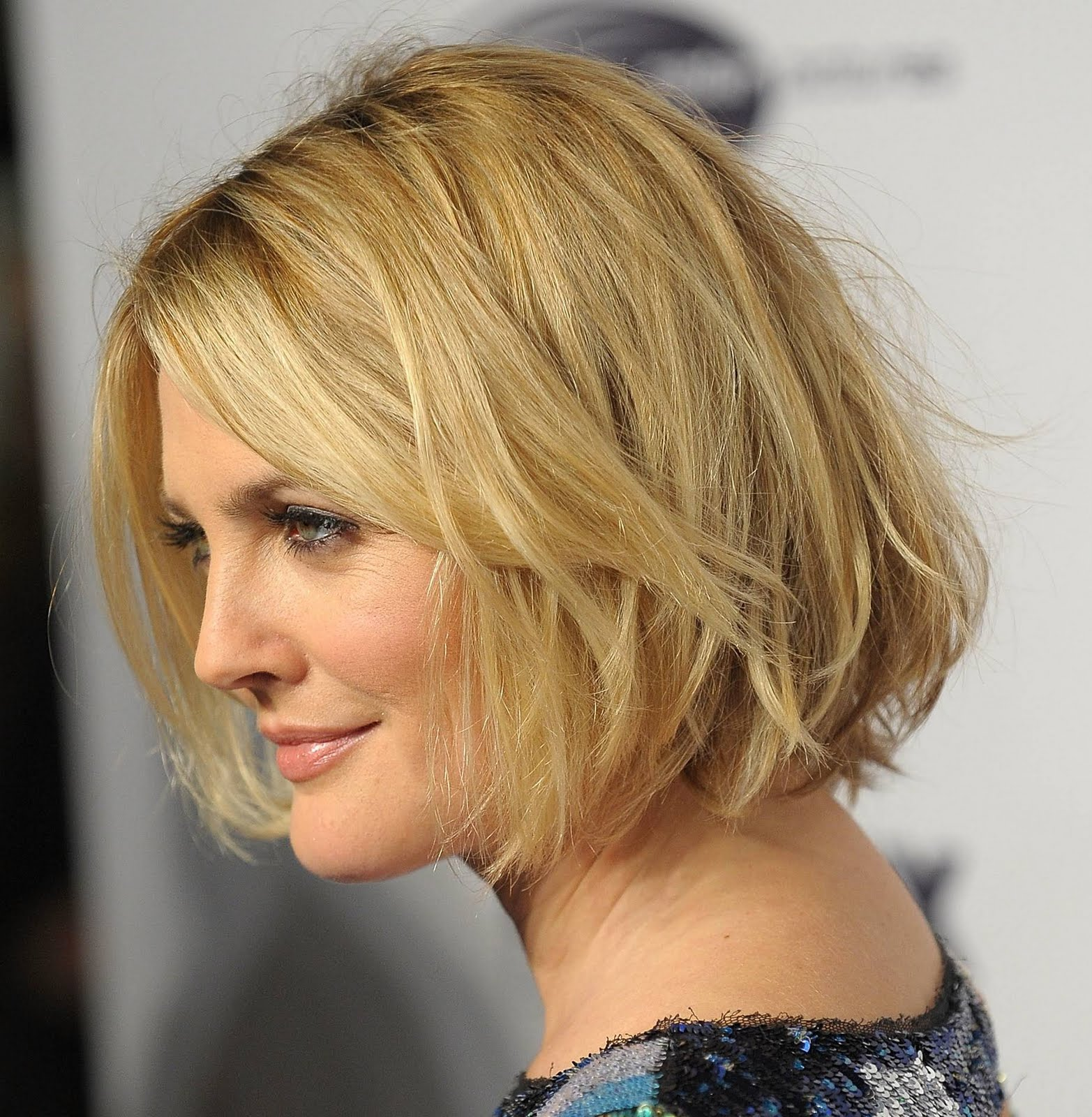Short Hair Styles: Celebrity Glamorous Bob Hairstyle Pictures