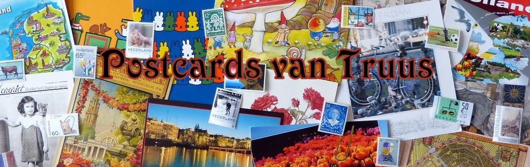 Postcards van Truus