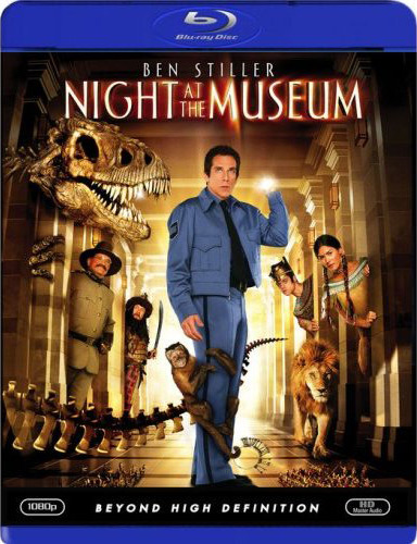 Night At The Museum Duology 2006-2009 720p BluRay x264-HD