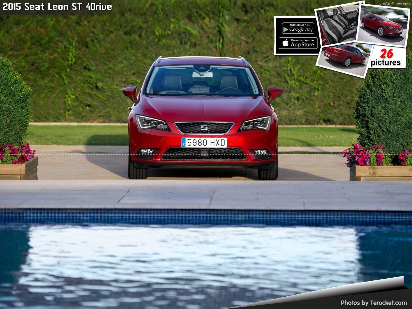 Hình ảnh xe ô tô Seat Leon ST 4Drive 2015 & nội ngoại thất